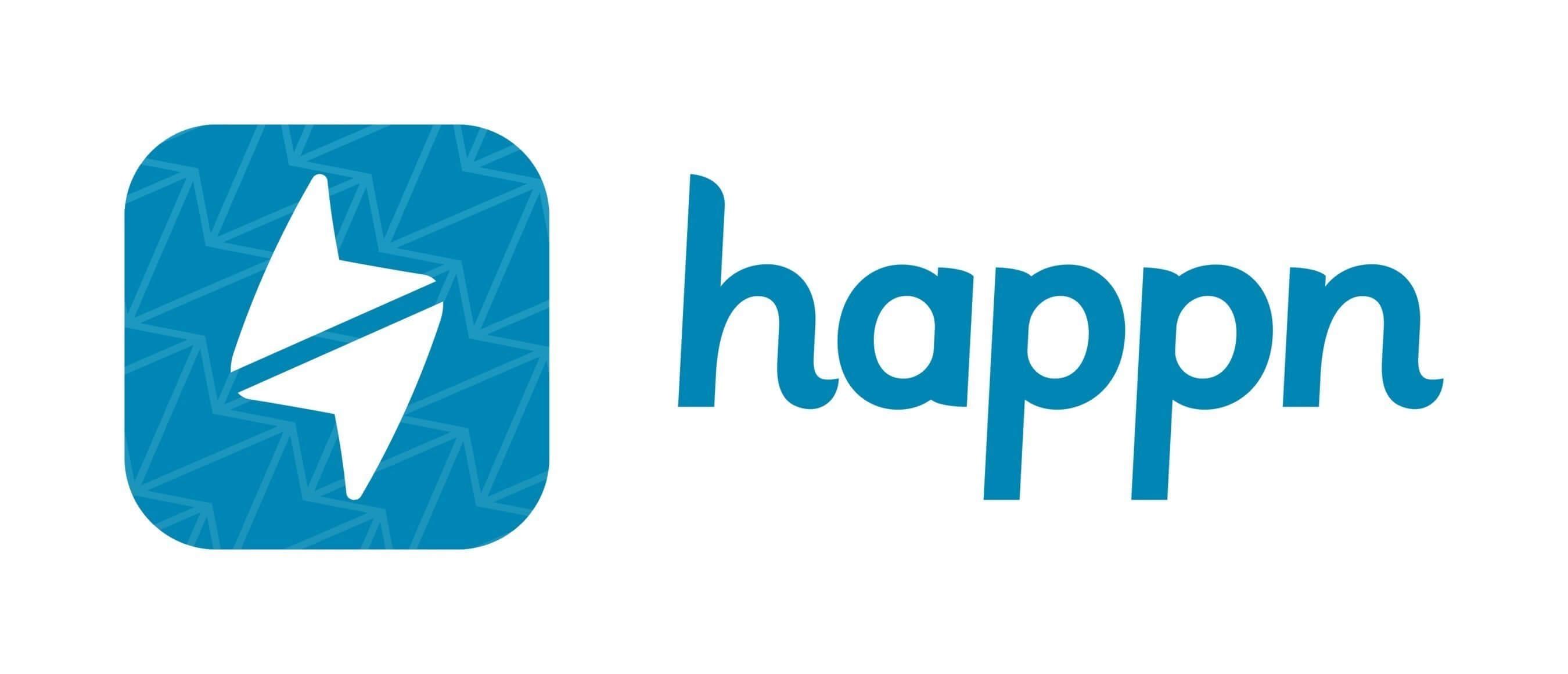 Logotipo aplicación para ligar Happn