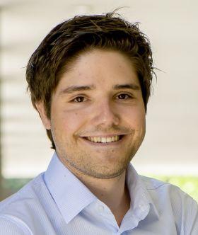 El editor de solteros.es Chris Pleines