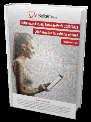 Portada Libro con Estudio de Fotos de Perfil en Páginas para Ligar realizado por Solteros.es