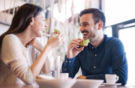 ideas románticas para primeras citas brunch