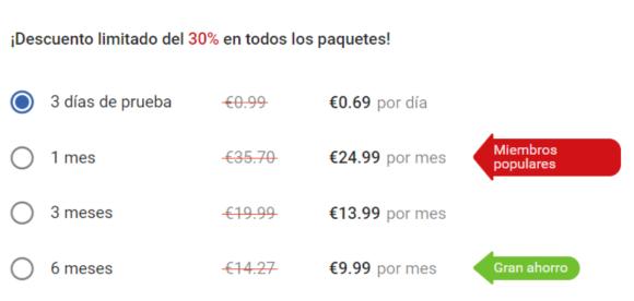precios web para buscar pareja madura wantmatures