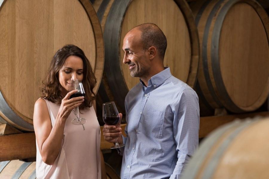 ideas para primeras citas cata de vinos