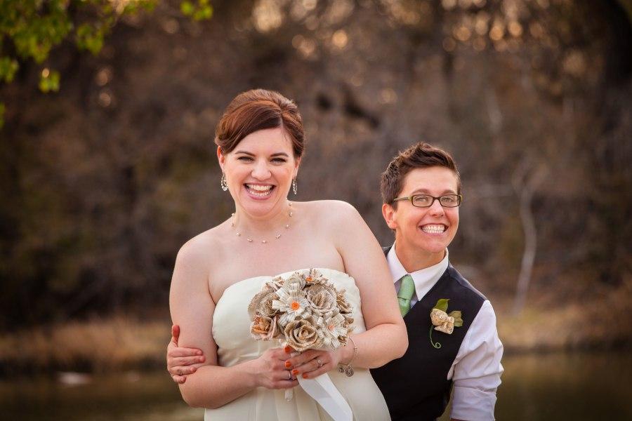 boda de mujeres lesbianas