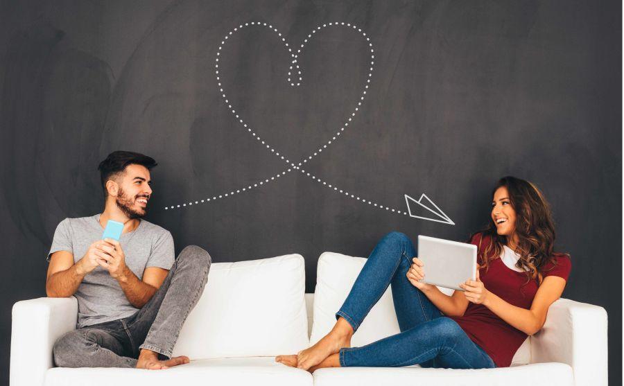 Por qué las páginas de citas son buenas para encontrar el amor