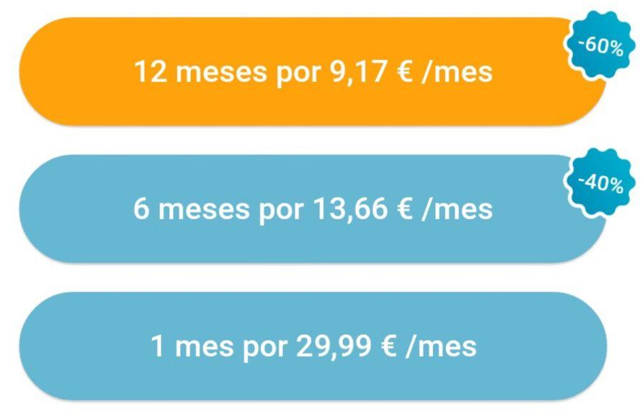 Precios suscripción Premium Happn España