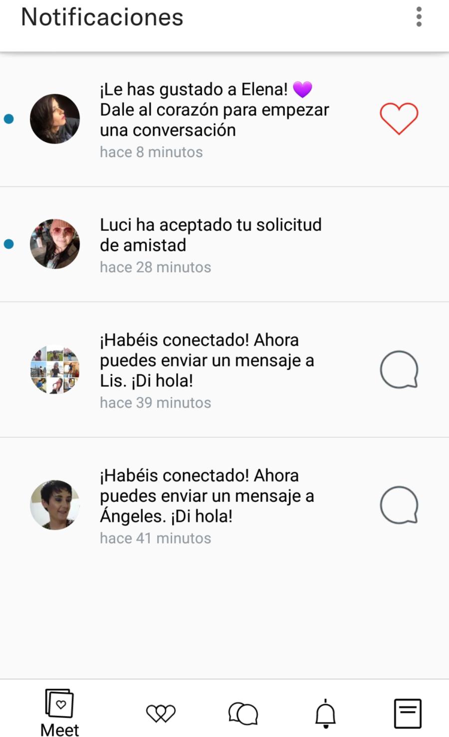 contactos lesbianas her app