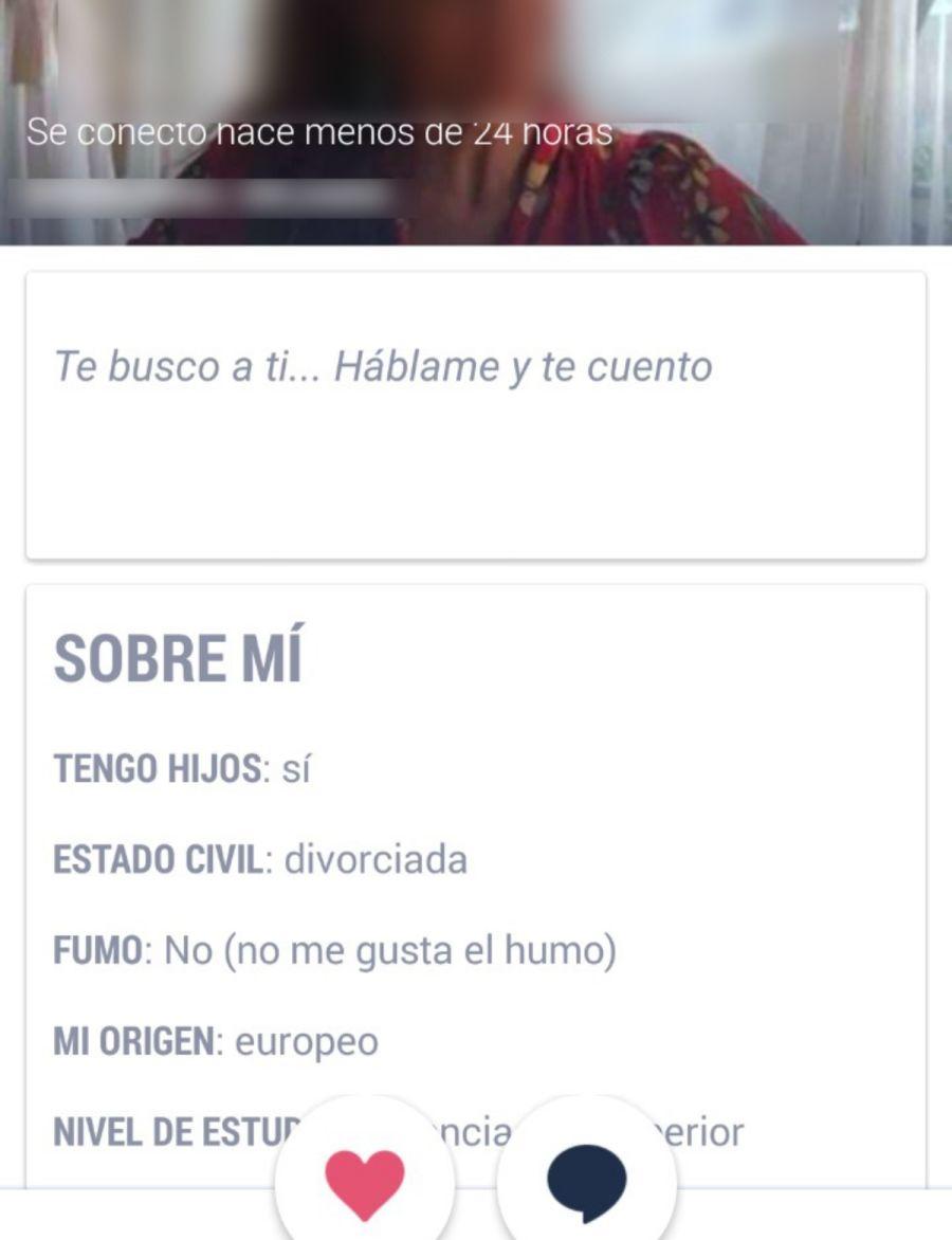 Aplicacion página para buscar pareja OurTime España