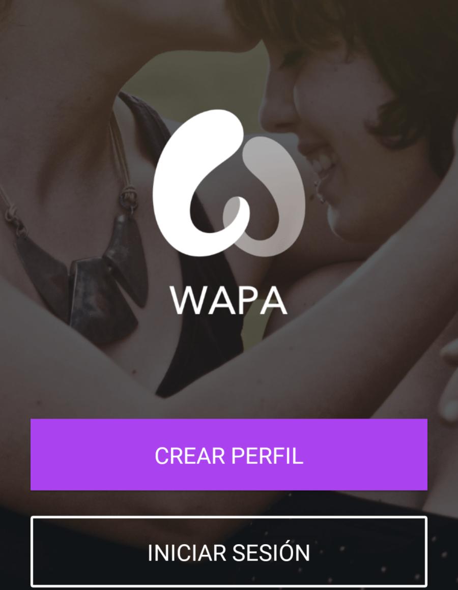 wapa app registro